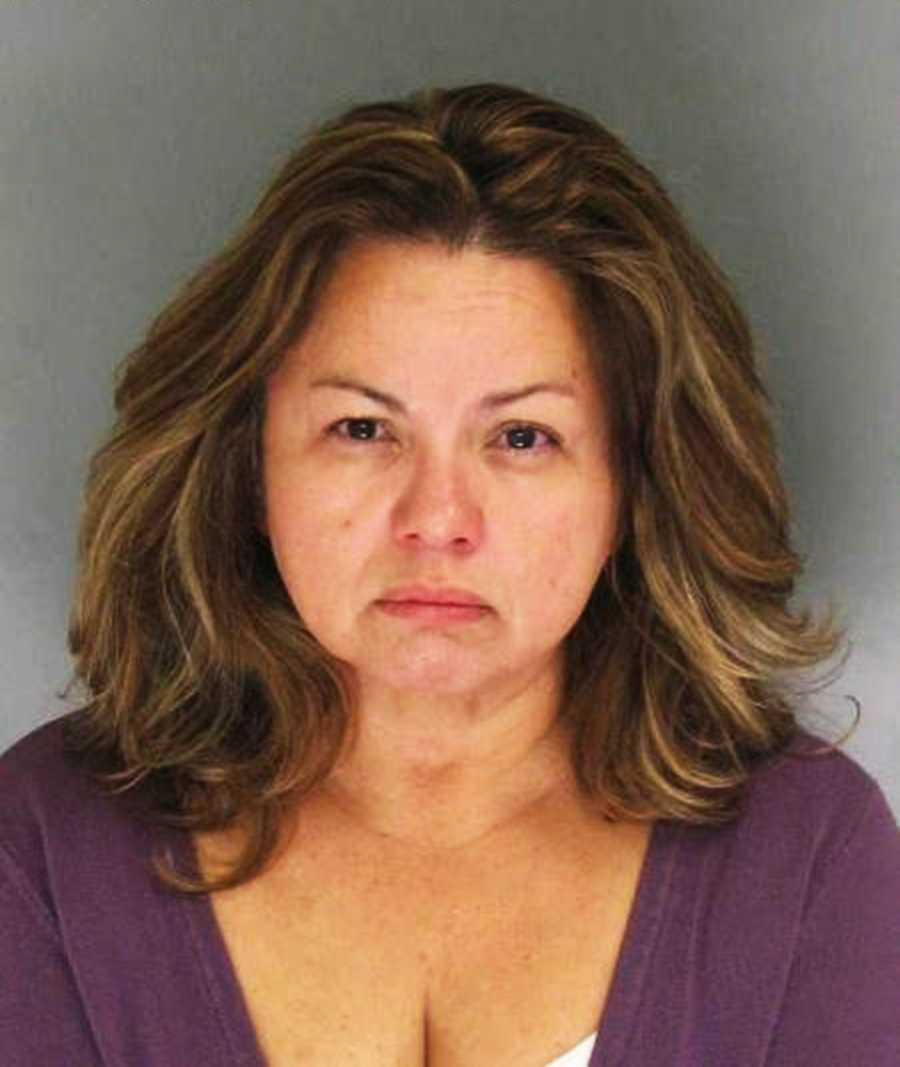 Alma Sifuentes Moreno, 49, of Watsonville, is the  Dean of Students for the University of California Santa Cruz. She was arrested on suspicion of DUI on Highway 1 south of Aptos at 3 a.m. on Jan. 25, 2014.