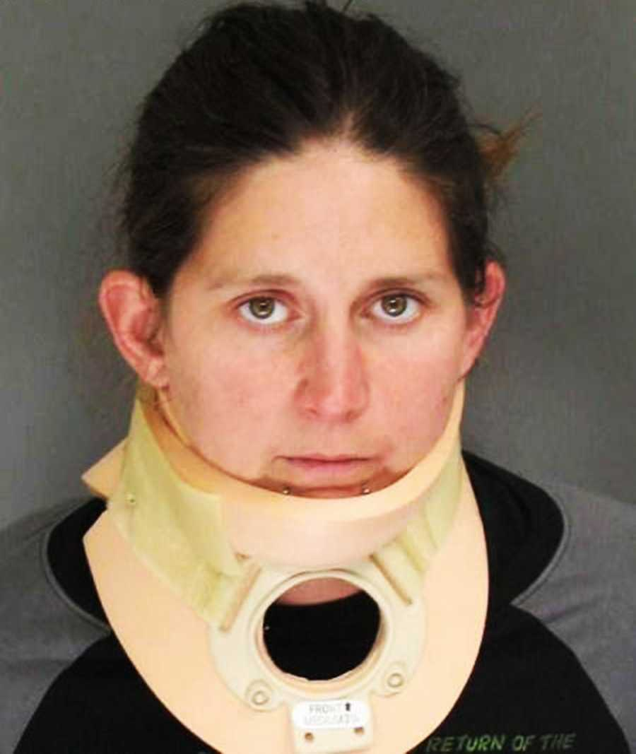 Elizabeth Harbour Morris, 35, of Soquel, was arrested on suspicion of DUI by the CHP on Jan. 23, 2014 when she was driving on Capitola Avenue.