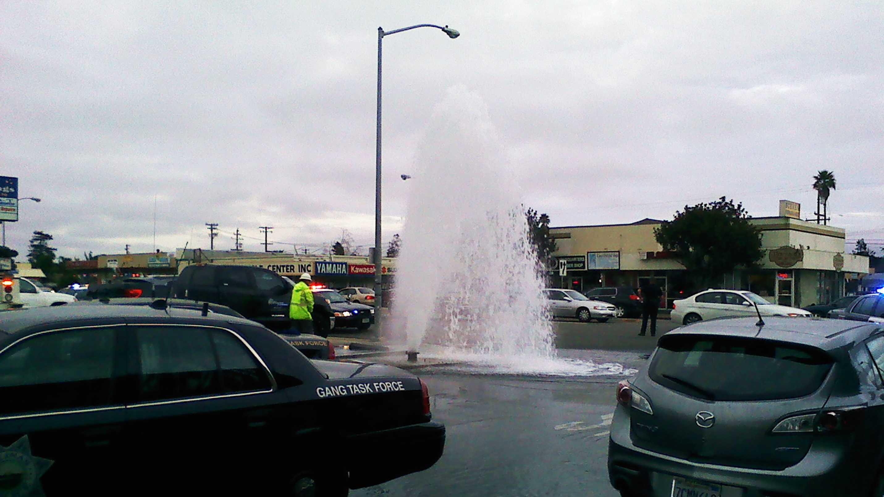 Salinas crash