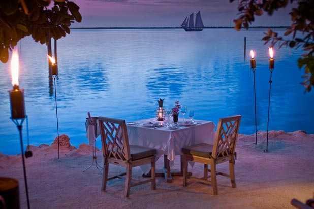 4.  Little Palm Island Resort - Little Torch Key, FL