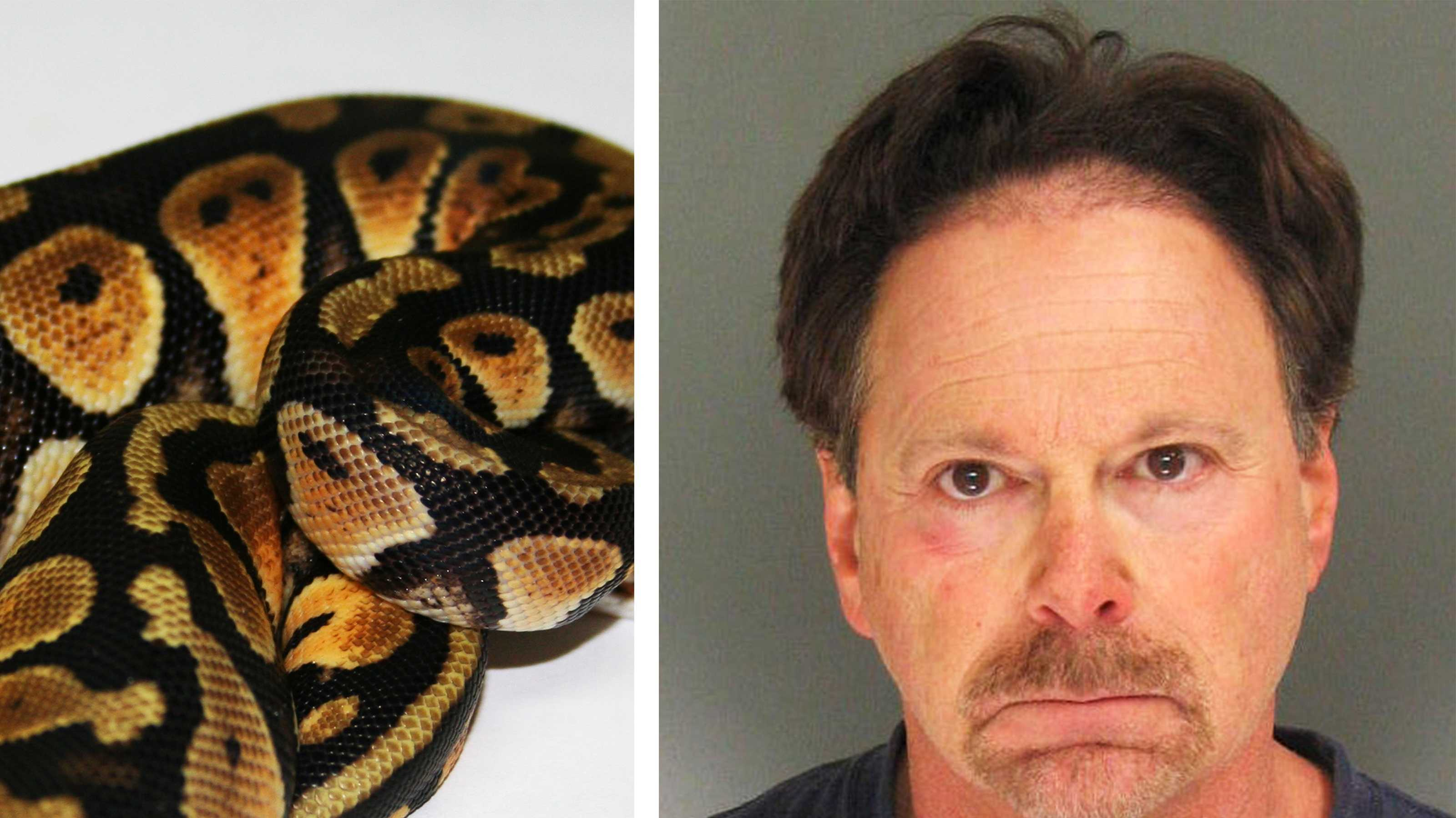 Deputies said Steven Weissman lured children into his Soquel house with snakes.