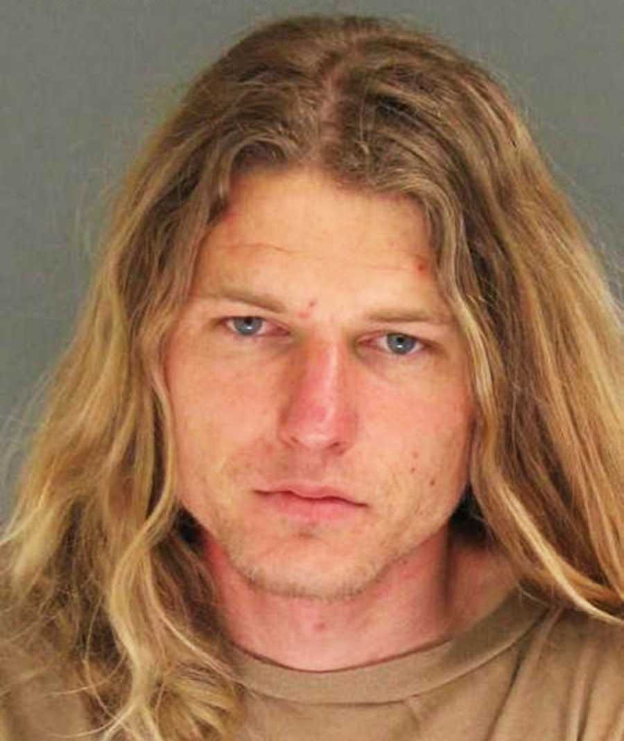 Darian Katzenmeyerglass, 28, of Santa Cruz was arrested on Pacific Avenue Feb. 17, 2014 for showing a false ID to police.