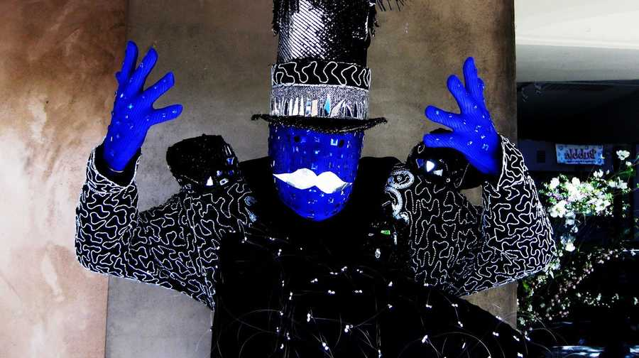 """""""After 17 years of entertaining/performing downtown Santa Cruz, The Great Morgani has lost his Greatness status,"""" he wrote in a statement this week.The popular street performer's real name is Frank Lima."""
