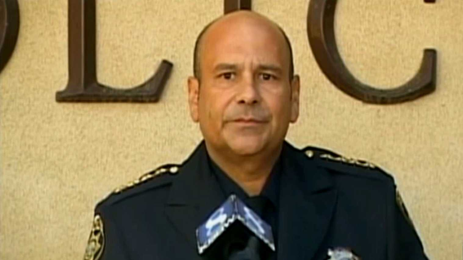 Nick Baldiviez was King City's police chief for nine years. He retired in September 2013.