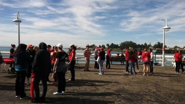 Santa Cruz AIDS Walk
