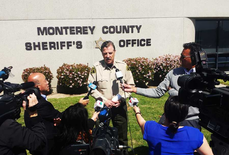 Monterey County Sheriff Scott Miller described the case as one of the worst he's encountered in 30 years of law enforcement.