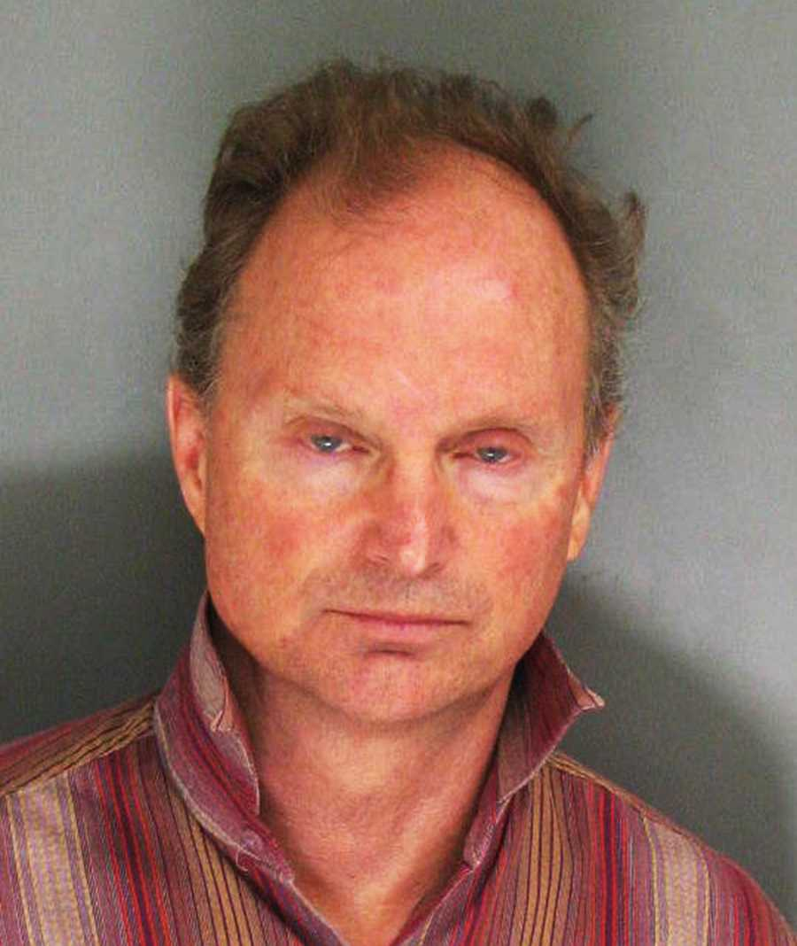Robert Hammond, 54, of Santa Cruz – arrested for soliciting prostitution