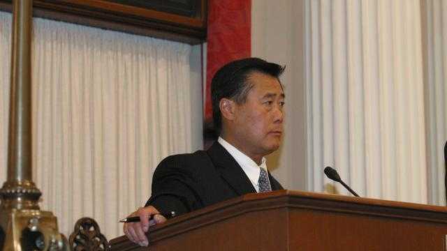 Senator Leland Yee