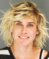 Heidi Sue Shinstine, 26, of Felton, was arrested in Santa Cruz on April 9 on suspicion of grand theft and giving a false identity to police. She was also arrested April 30 on Church Street for being under the influence of drugs and failing to appear in court.