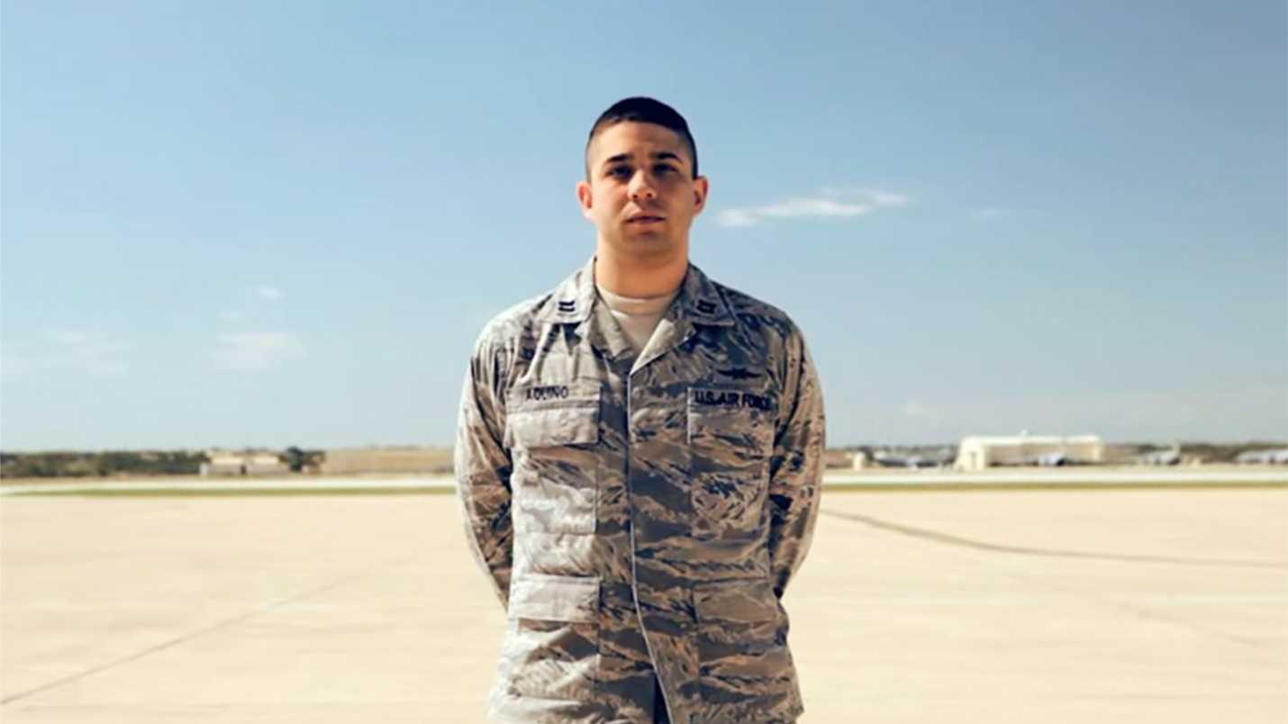 U.S. Air ForceCapt. Nicolas Aquino