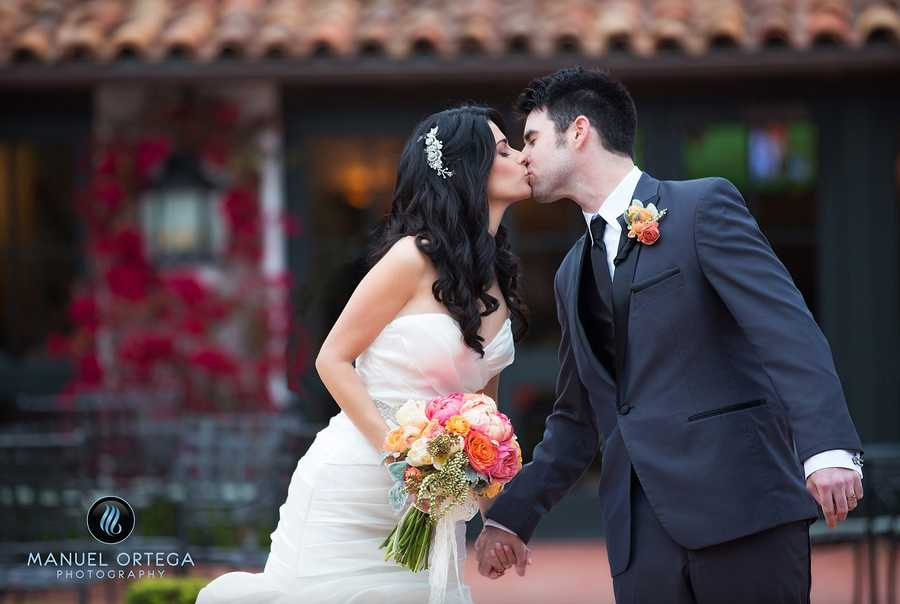 KSBW Action News Sunrise Anchor Michelle Imperato married Andrew Lewis on Friday at a beautiful wedding in Pebble Beach.