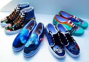 Four creative young artists at Marina High School need your online vote in the 2014 Vans Custom Culture design and art competition.  VOTE HERE FOR MARINA HIGH