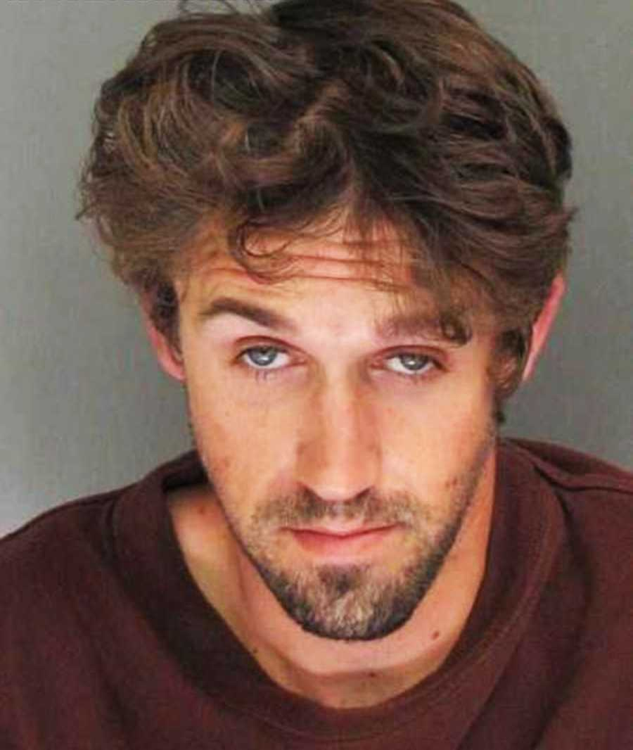 Jason Evans, 23, of Corralitos, was arrested April 29 at Mike Fox Skateboarding Park in Santa Cruz on charges of possessing narcotics and marijuana, disorderly conduct, and violating probation.