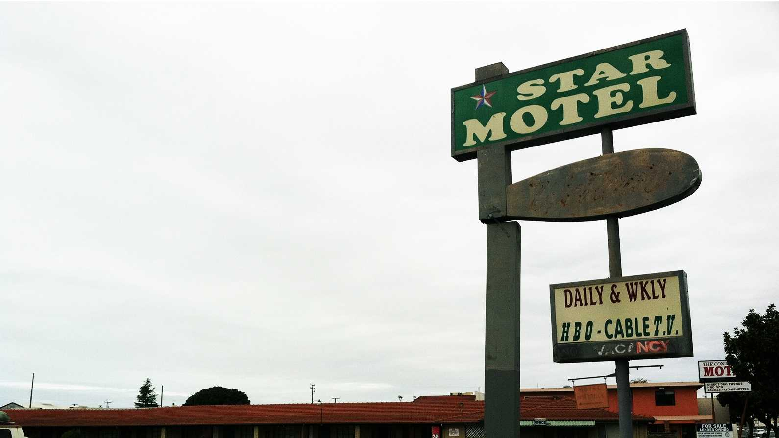 The Star Motel is located at 1149 N. Main St. in Salinas.