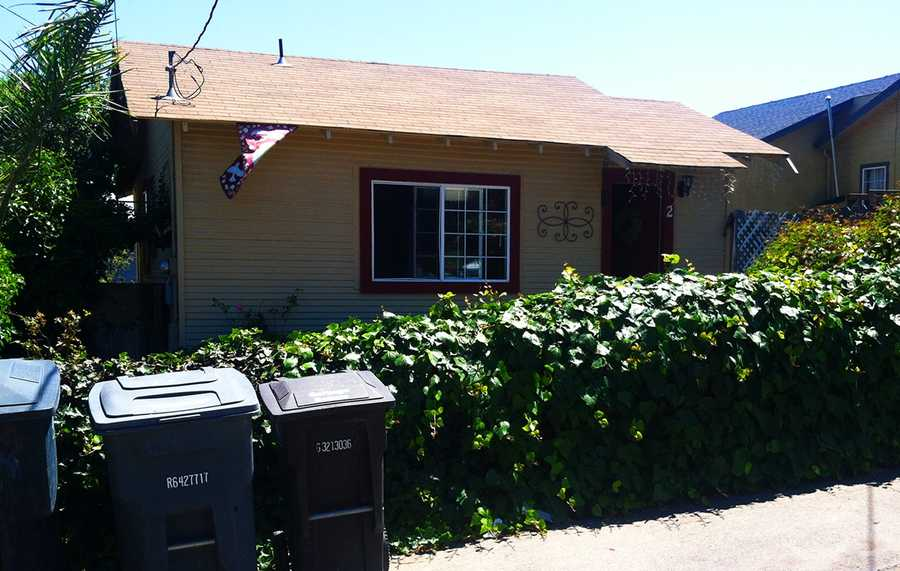 A  manhunt and standoff ensued in Salinas after a homeowner discovered his house was being burglarized by several people on Old Stage Road and the would-be burglars fled into this house on Deer Place on May 27, 2014.  Read the full story here.