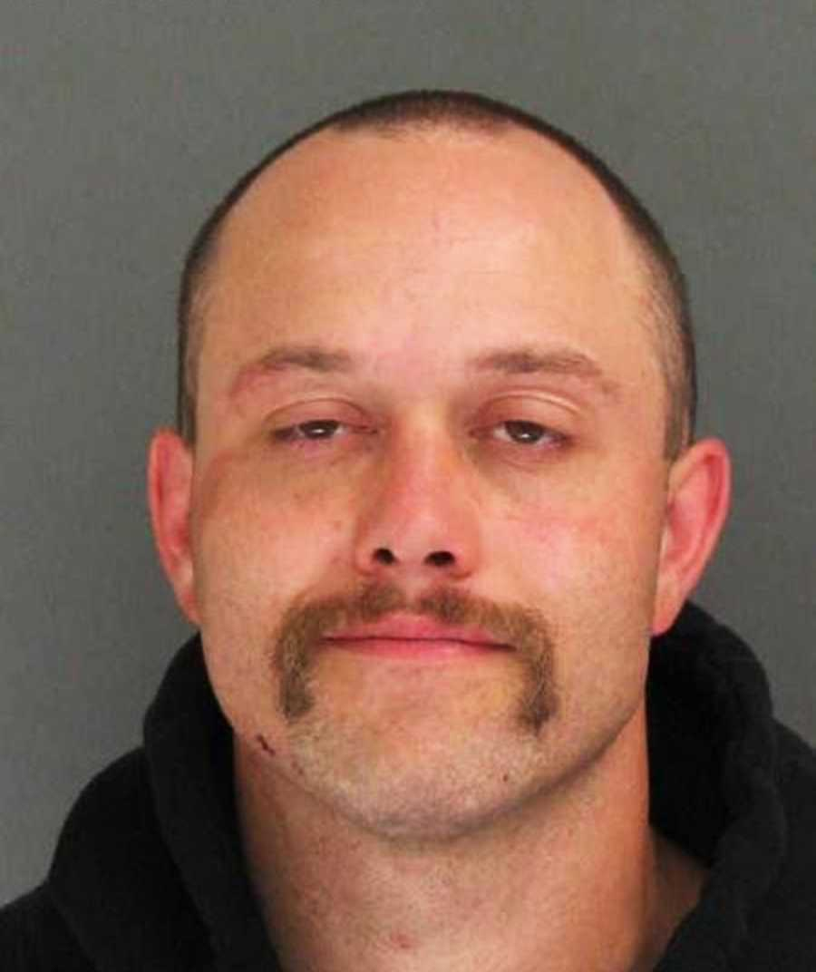 James Eason, 34, of Santa Cruz, was arrested in Watsonville on suspicion of stalking and violating his probation May 28.