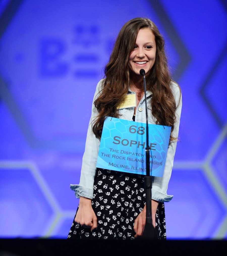 In this year's national championship, 281 spellers from eight countries competed for the title. The contest started Tuesday and finished Thursday night with the finals broadcast live on ESPN.