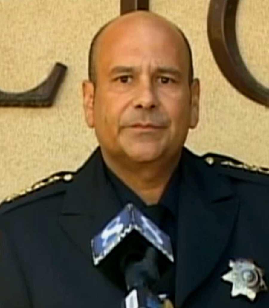 Former Police Chief Nick Baldiviez