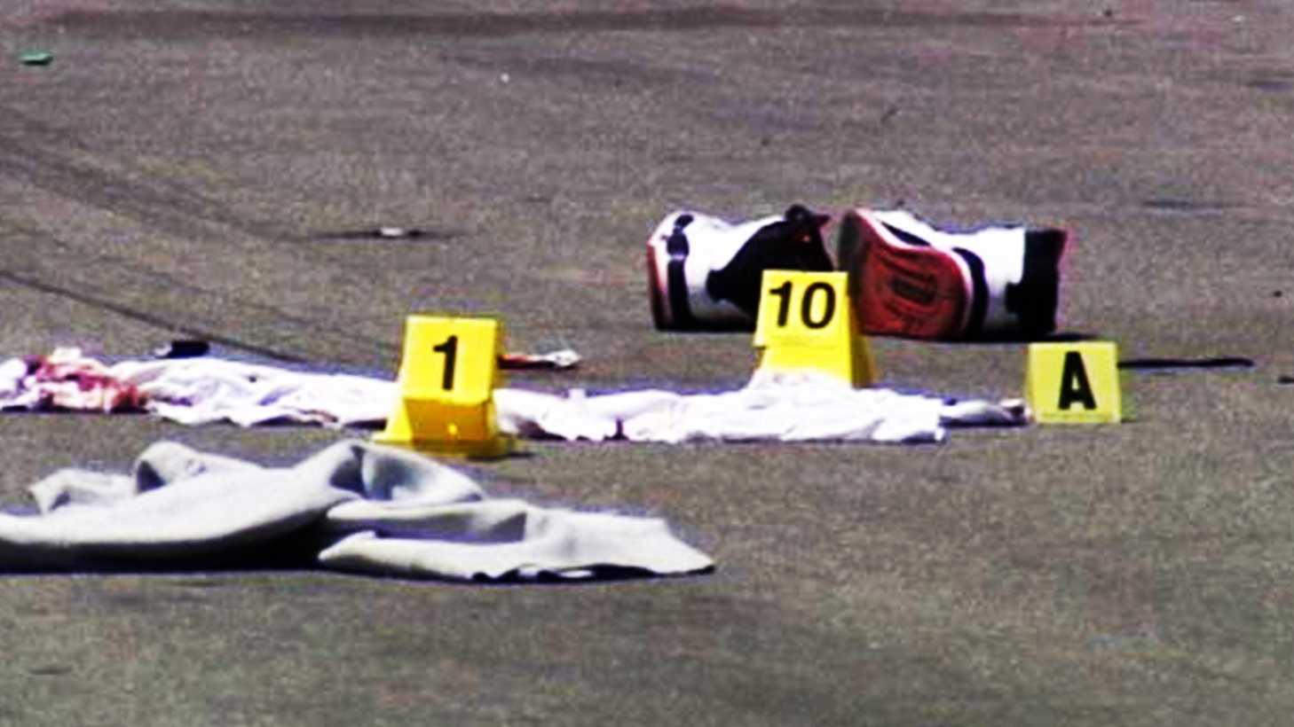 Daniel Castillo was slain here on North Sanborn Roadin Salinas. (June 8, 2014)