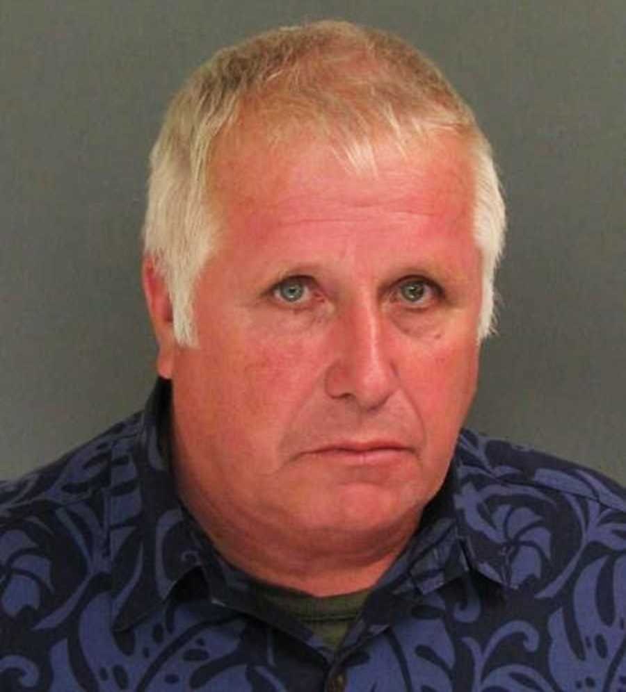 Gary William Peffley, 60, of Aptos, was arrested at Seacliff State Beach on June 15 by Santa Cruz County sheriff's deputies for failing to register as a sex offender.