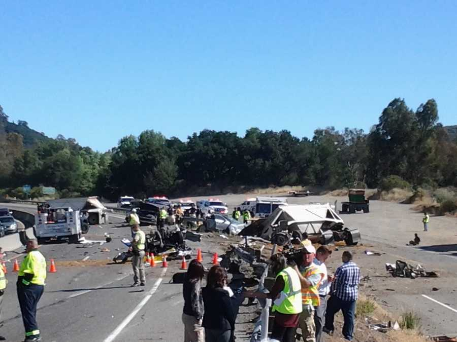 The 25-year-old Santa Cruz man's family announced Wednesday that it filed a wrongful death lawsuit against the big-rig driver's trucking company for the July 10 crash.