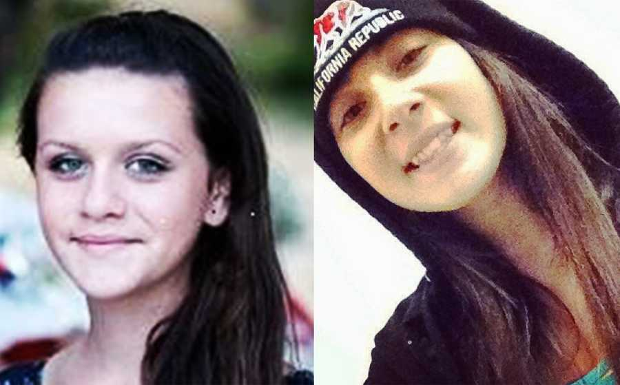 The two teenage girls who were killed in a crash on Highway 1 near Moss Landing at 6:50 a.m. July 11 were identified Thursday.