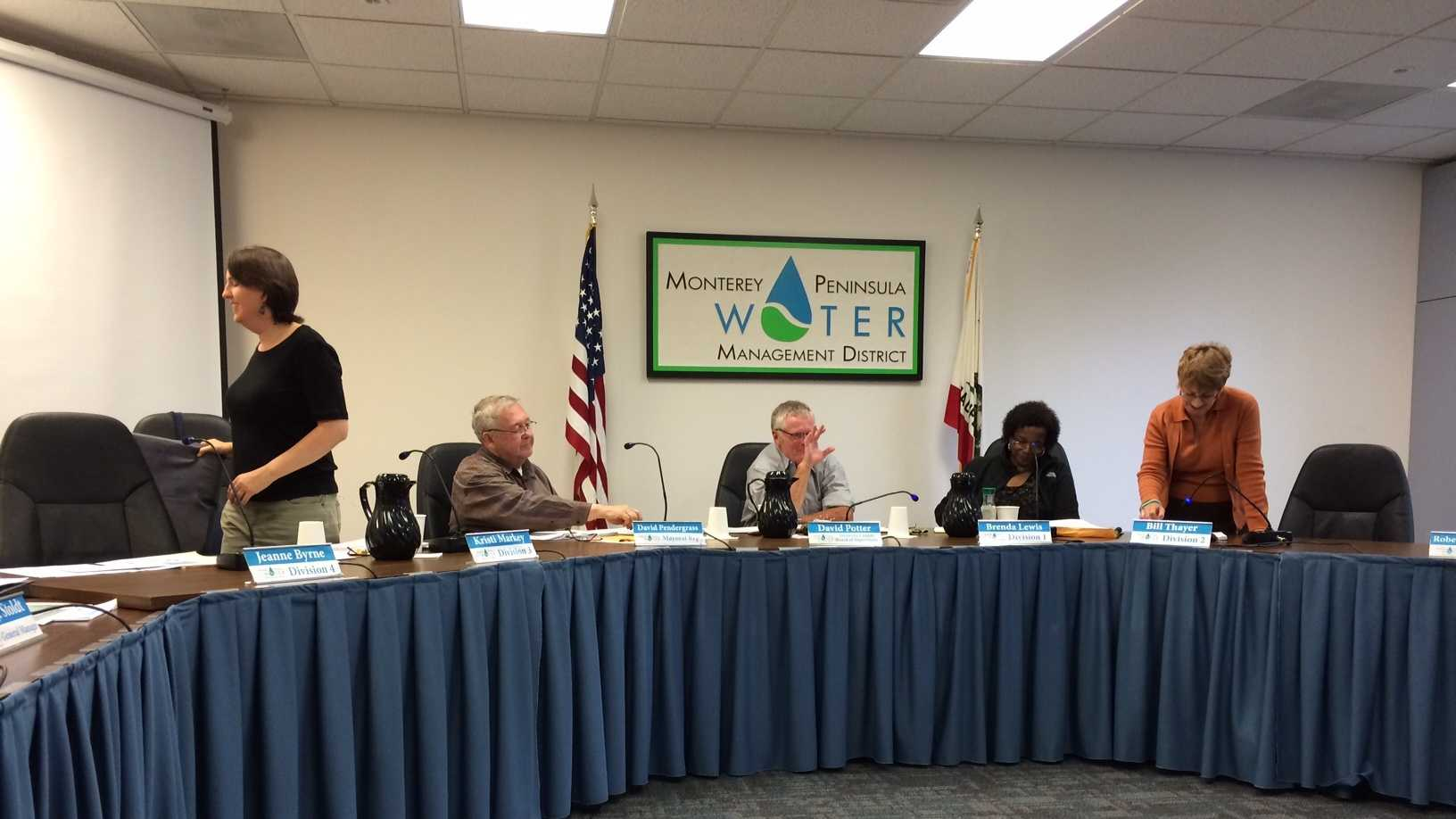 The Monterey Peninsula Water Management District voted to approve a $75,000 advertisement campaign to raise awareness for water conservation.