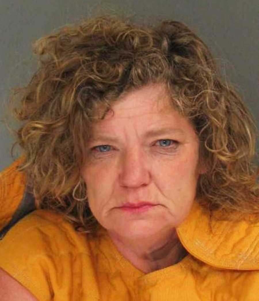 Christina Reagan, 49, of Santa Cruz, was also arrested for prostitution at 1101 Ocean St. on July 29.
