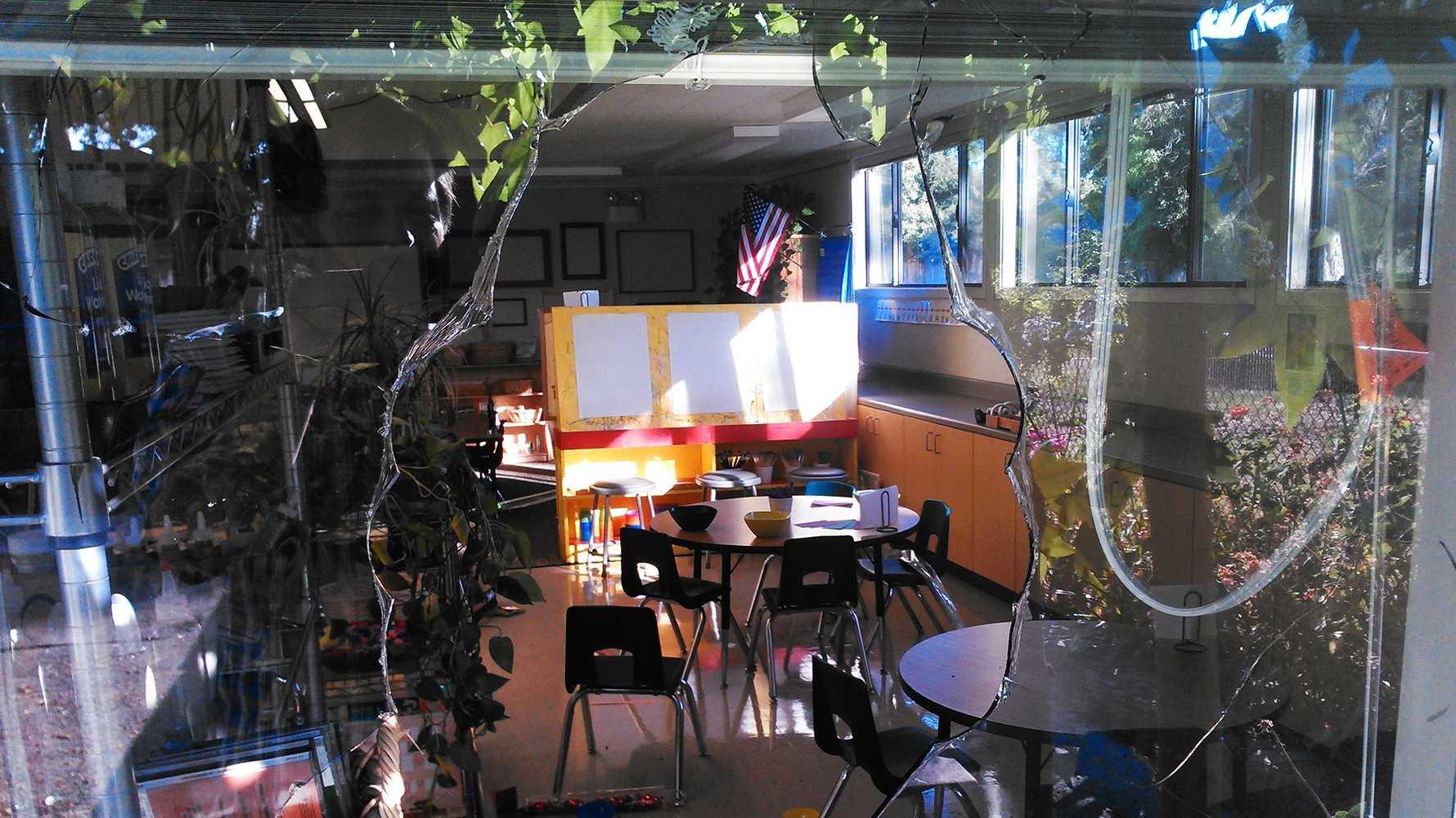 A Carmel Valley public school's kindergarten classroom was broken into. (Aug. 12, 2014)