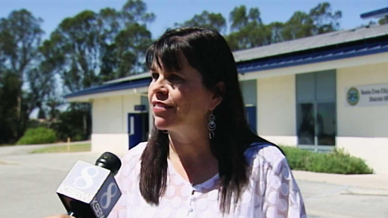Superintendent Kris Munro