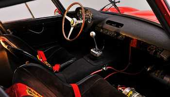 There are a lot of car lovers who would love to get behind this wheel.