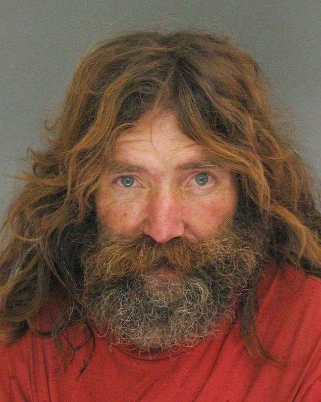 Kevin Jones, 42, was arrested in Harvey West Park in August and charged with selling meth.