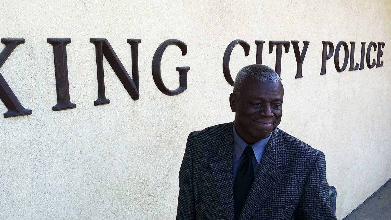 King City Interim Police Chief Dennis Hegwood