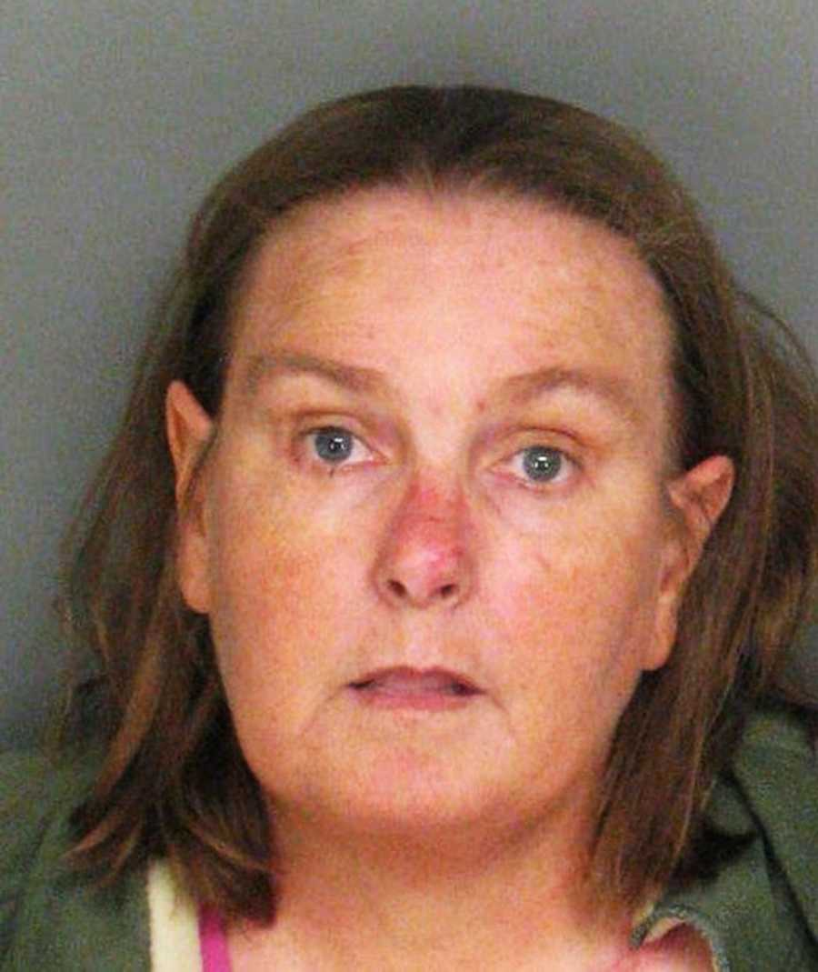 Deborah Hunter Olenick, 49, of Salinas, was arrested for DUI on Aug 24. According to police, a DUI investigation determined that Olenick was high on prescription drugs. Police said a background check found that Olenick caused 11 traffic collisions in Salinas. In 1991 she was convicted of vehicular manslaughter when she struck and killed a pedestrian. Read more here.