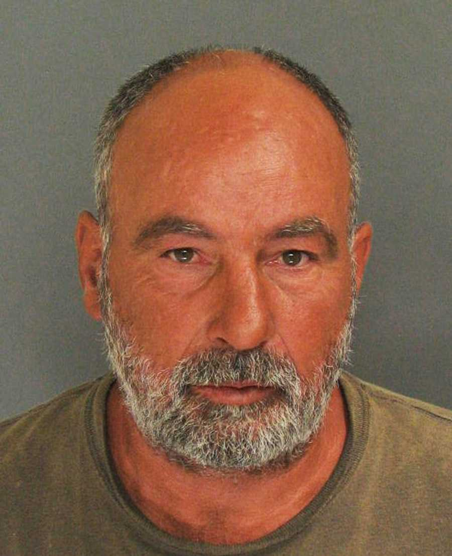 Robert Perberdy, 54, offered to sell an undercover Santa Cruz police officer methamphetamine and heroin on Sept. 4 in Grant Street Park, police said. Perberdy had already been arrested seven times in 2014 for selling drugs in Santa Cruz, according to police.