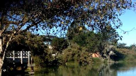 Laguna Grande park