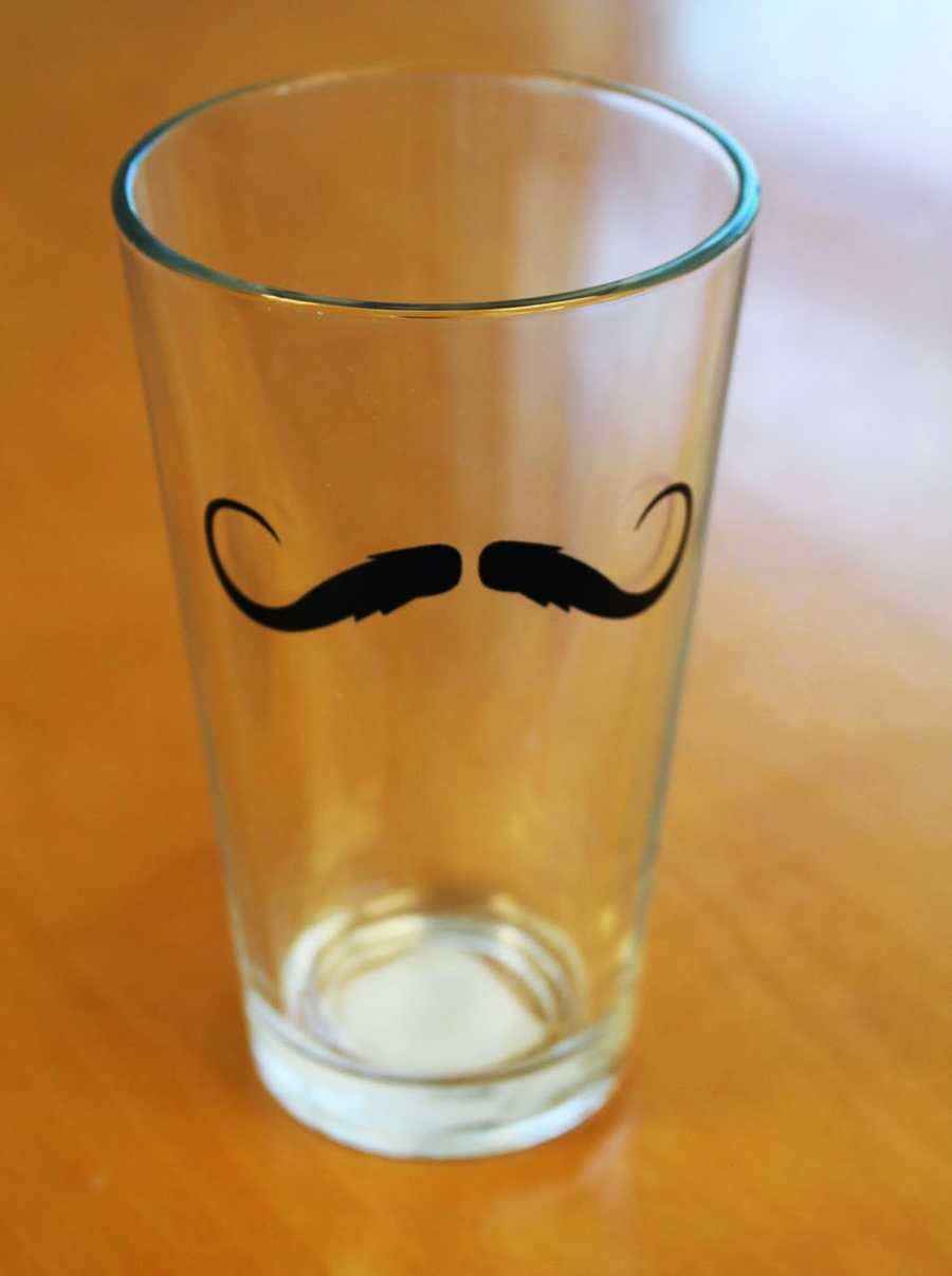 """Santa Cruz police have even begun offering small prizes for tipsters with information that leads to """"Name That Thief"""" arrests. For the Costco case, police offered a commemorative glass decorated with a mustache and signed by Police Chief Kevin Vogel."""