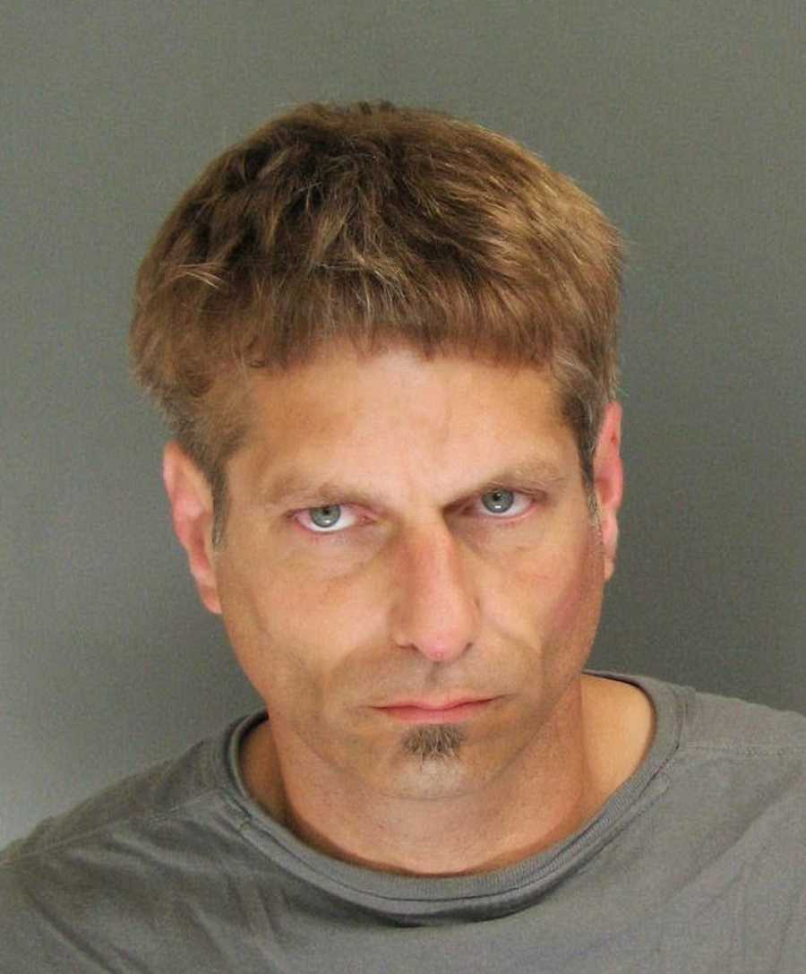 Police found Fialho in the Santa Cruz County Jail because he had already been apprehended by sheriff's deputies in Soquel during an unrelated arrest last week.