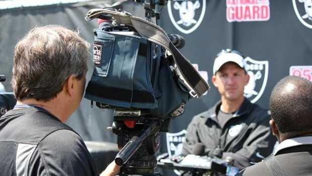 Dennis Allen fired as Raiders head coach