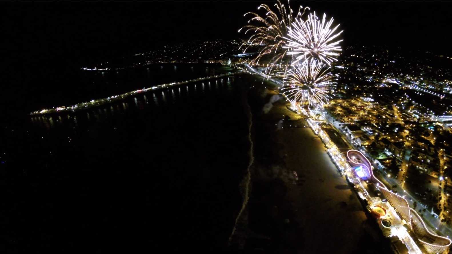 The Santa Cruz Wharf turned 100 this year.