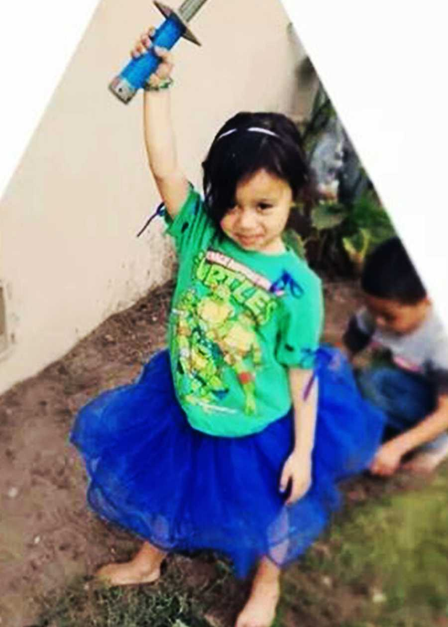 Jaelyn Zavala was killed on Oct. 10, 2014. Homicide detectives said she was an innocent victim who was caught in crossfire.