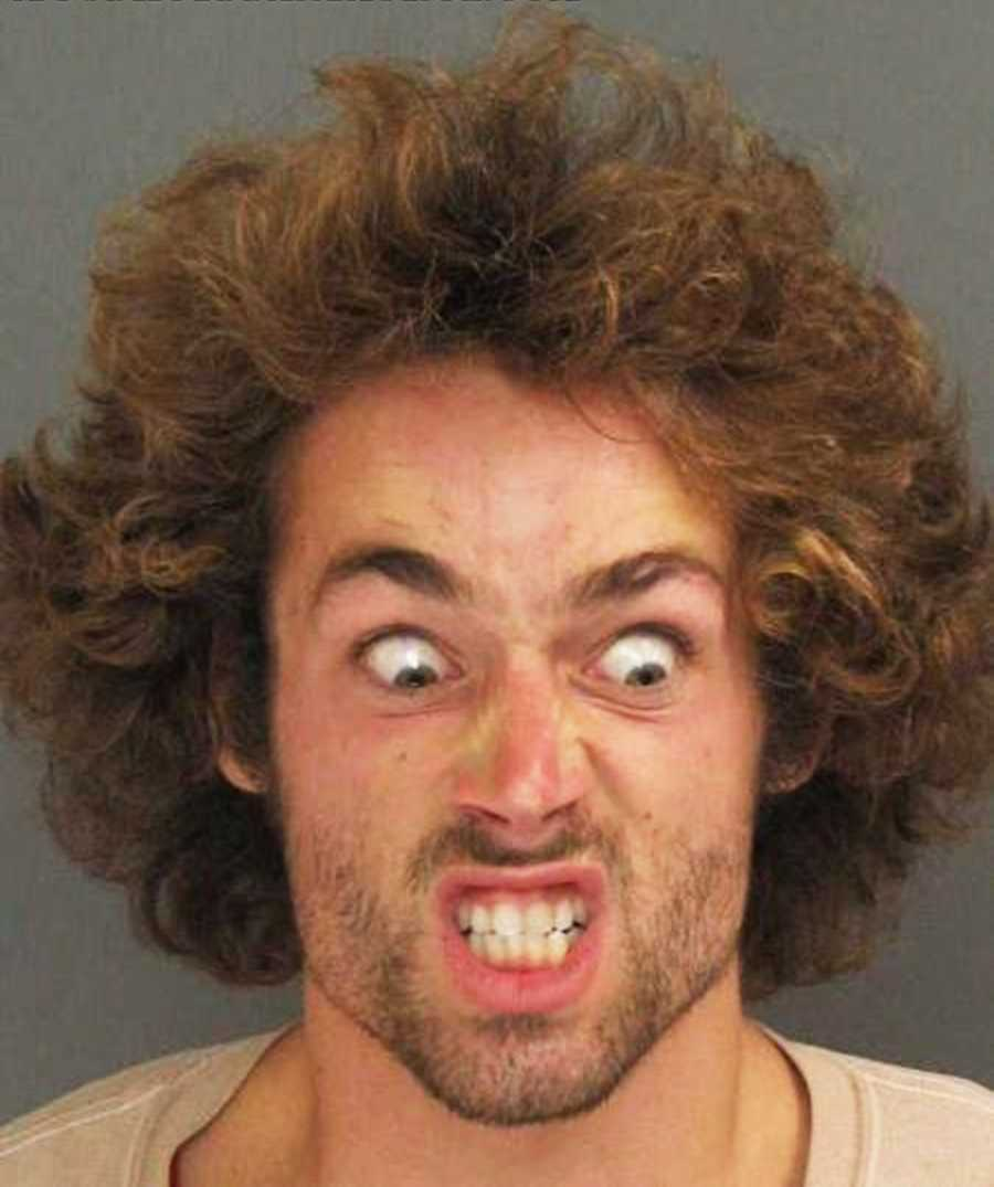 Damien Galpren, 25, was arrested on West Cliff Drive in Santa Cruz on suspicion of violating his probation on Sept. 6.