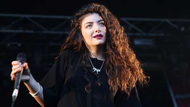 Lorde is out of luck in San Francisco.