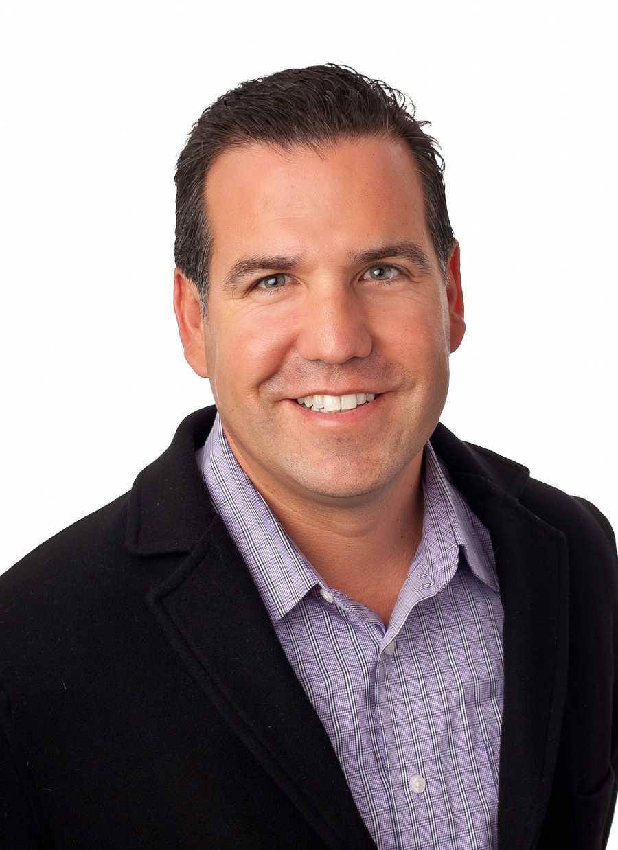David Terrazas, 45, program manager and City Council incumbent