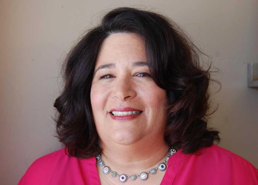Richelle Noroyan, 46, community relations representative at UC Santa Cruz