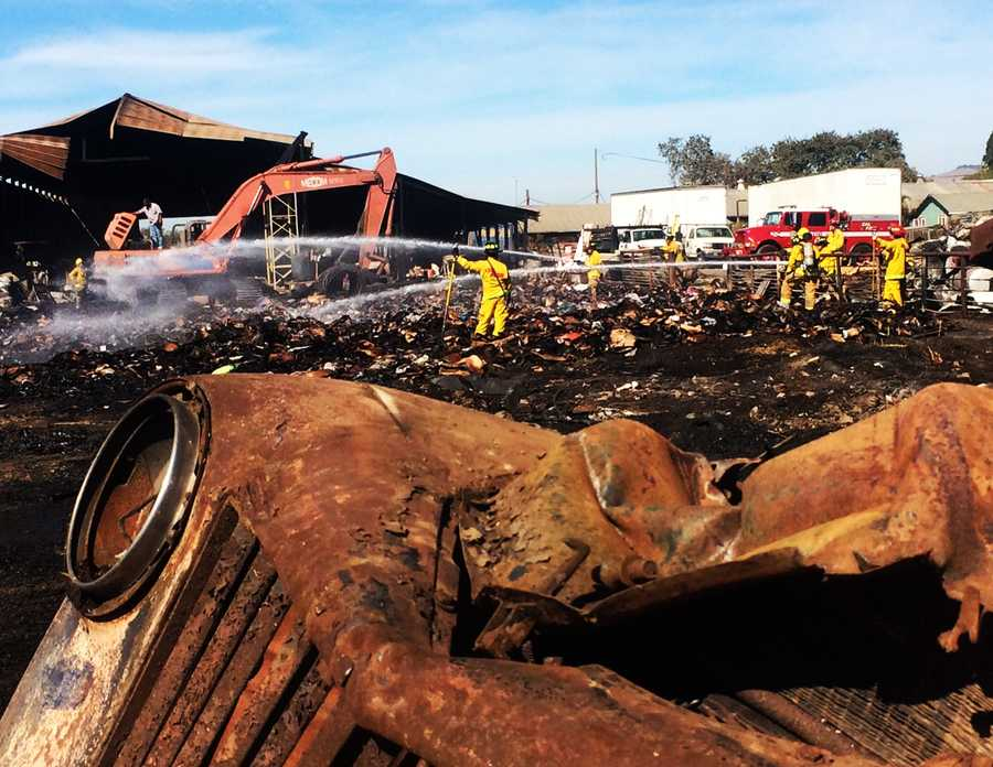 As of Wednesday afternoon, investigators had not determined what caused the fire.