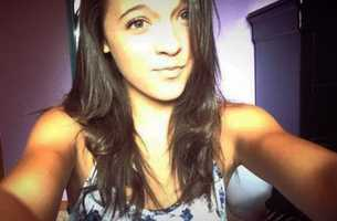 Gia Soriano, 14, died at a hospital.