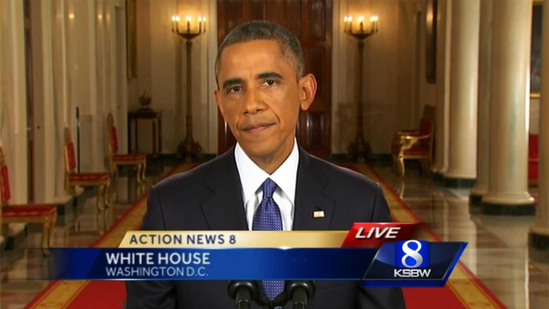 President Barack Obama (Nov. 20, 2014)