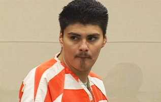 Enrique Lopez, 25, was the leader of a Sureno gang and ordered a girl to be beaten as a gang ritual in July 2012. He was convicted of second-degree murder with gang enhancements.
