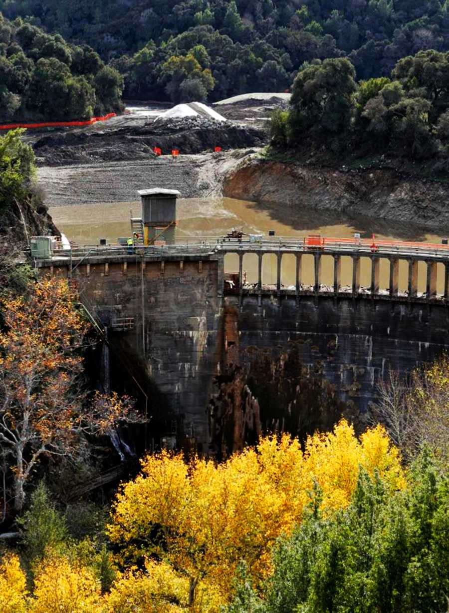 The $83 million dam removal plan may be a surprise to some, given the recent dry weather, but regulators say it is necessary.